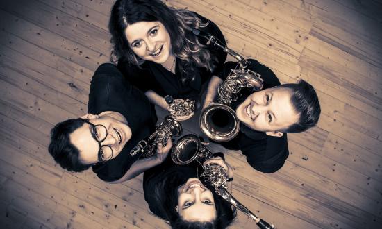 (c) Aureum Saxophon Quartett