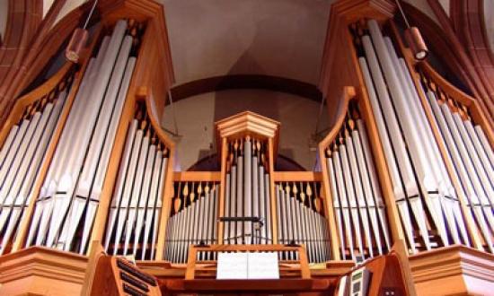 Bild Advent-Orgelkonzert Praha 2010