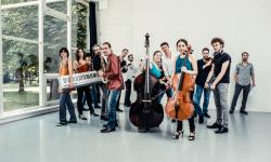 Bild Two Pianos – Schallfeld Ensemble