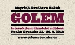 Bild Gustav Meyrink, Marie Nováková, Ivo Kristián Kubák: Der Golem kehrt zurück!