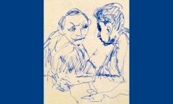 Bild Kurios verschrobene Welt – Alfred Kubin und Hans Fronius – eine Künstlerfreundschaft in Briefen
