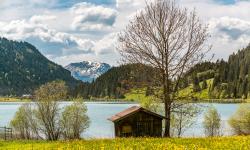 Haldensee-Tannheimer-Tal © Oesterreich-Werbung_Achim-Meurer