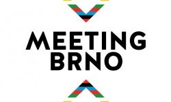 (c) Meeting Brno
