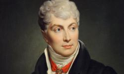 Bild Wynfrid Kriegleder: 160. Todestag Klemens Metternichs