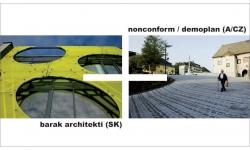 Bild Práce / Works: barak architekti (SK) & nonconform (A) & demoplan (CZ)